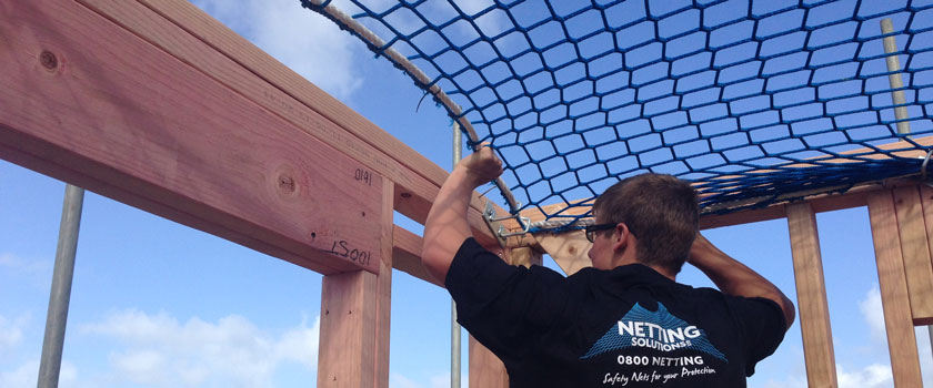 Safety Netting Installers